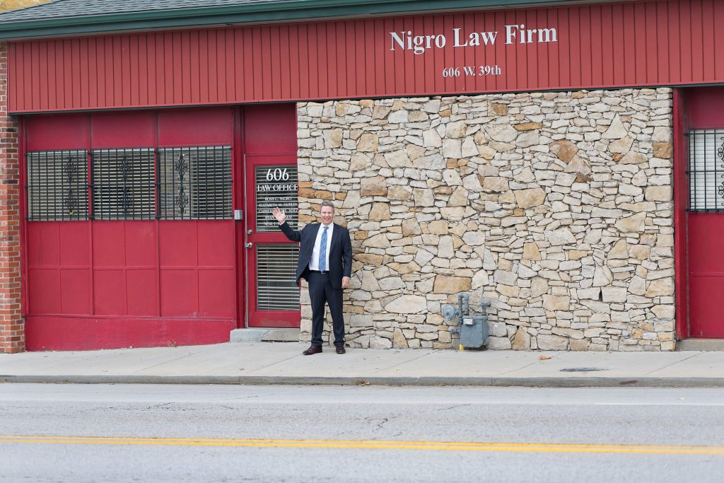 Nigro Law Firm Building with Ross Nigro 1