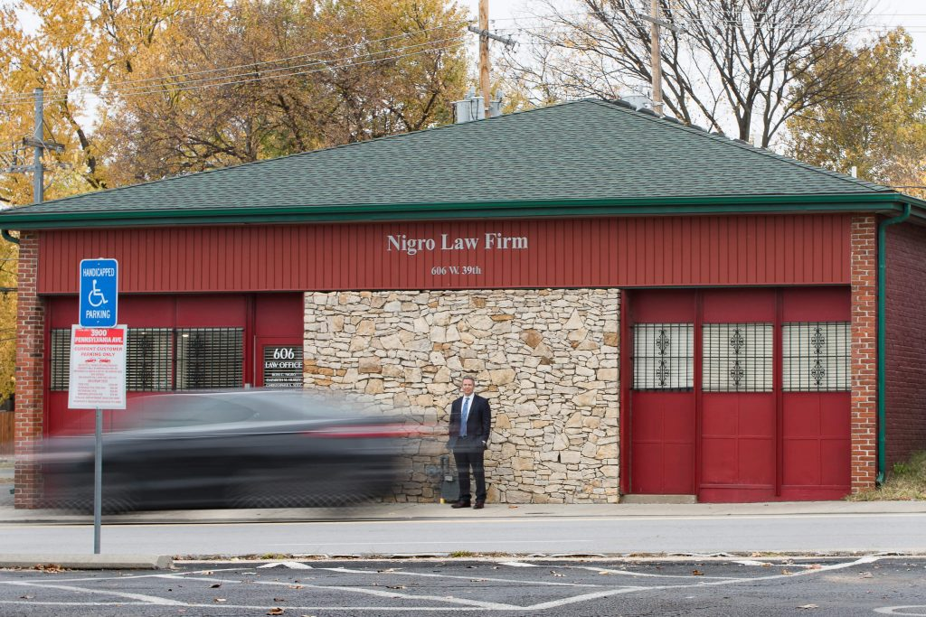 Nigro Law Firm Building with Ross Nigro 2
