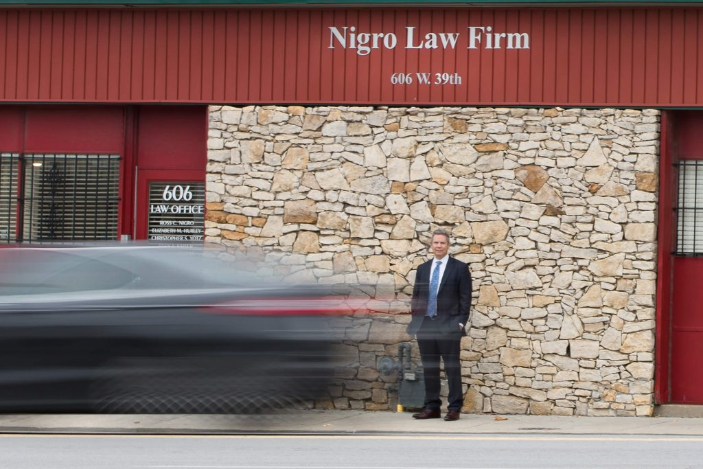 Nigro Law Firm Building with Ross Nigro 3